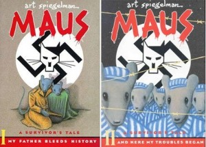 maus-covers